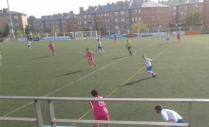 Rayo Majadahonda 2 Real Madrid 2 (División de Honor juvenil)