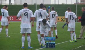 El Real Madrid también prepara académicamente en Villafranca